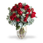 Bouquet di rose rosse speciale...